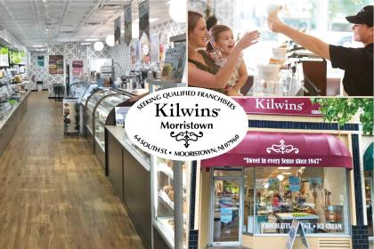 Kilwins Seeking Qualified Franchisees Morristown PA