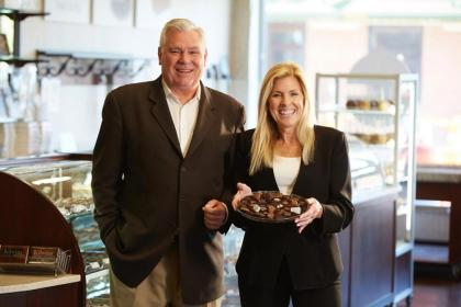 Franchisees Bill & Maribeth